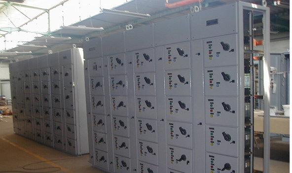 Centro de control de motores de Baja Tensión Fijo (NEMA)